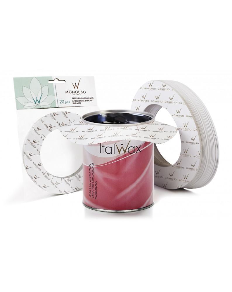 Kartongyűrű wax melegítőhöz